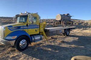 Heavy Duty Towing in Melandco Nevada