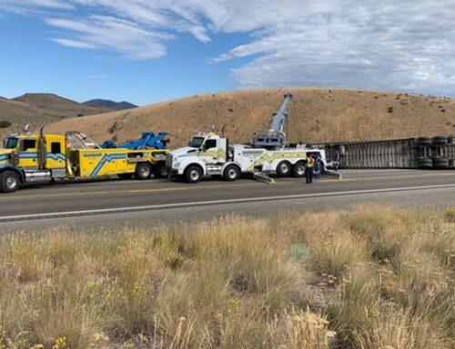 Towing in Melandco Nevada