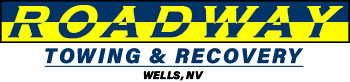Roadway Towing & Recovery Logo